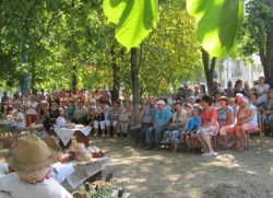 Знаменитая деревня Погост-Загородский отметила день рождения
