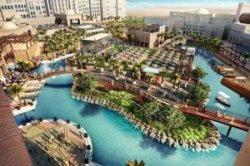 Madinat Jumeirah в октябре откроет в Дубае «Форт Исланд»
