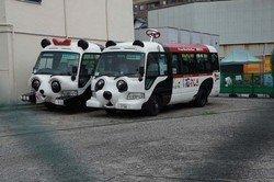 В Токио для туристов открыт бесплатный автобусный маршрут
