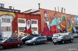 Улица Октябрьская в Минске в День города станет пешеходной