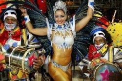 Бразильский карнавал пройдет в Барселоне
