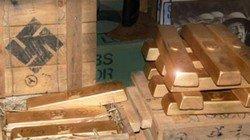 «Золотой бронепоезд» времен вермахта найден в Польше