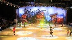 Вместо сказки «Морозко» Авербух привезет в Минск новогодний спектакль на льду «Мама»