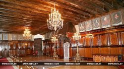 26 сентября в Несвижском дворце будут искать свидетельства радзивилловских сокровищ