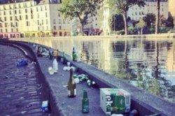 Париж озаботился чистотой