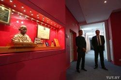 В музей, где хранятся подарки президента, открыли свободный доступ