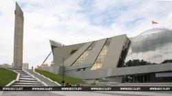 Лучшим архитектурным произведением Беларуси признан музей Великой Отечественной войны