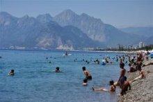Количество туристов, посетивших Анталью в первые 8 месяцев 2015 года, снизилось на 6,1%