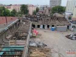 После реконструкции в здании бывшей фабрики игральных карт в Гродно откроют музей таможни