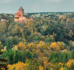 Осень в Латвии: гостеприимно, вкусно и недорого