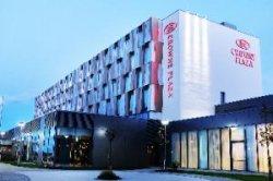 Intercontinental открыл отель Crowne Plaza в аэропорту Абердина