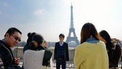Гид в Париже был ограблен на сумму, превышающую 25 000 евро