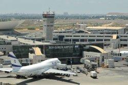 Новая система регистрации на рейсы в аэропорту Бен-Гурион
