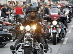 На празднике закрытия мотосезона Harley Davidson «Беларустурист» представит карту с 10 маршрутами для байкеров