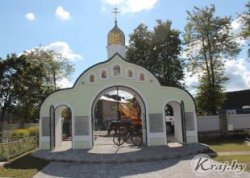 26 сентября в Вилейке торжественно откроют часовню в честь героев и жертв Первой мировой войны