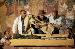 Гробницу Тутанхамона закроют на реставрацию