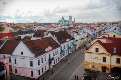 Российский блогер побывал в Гродно: «Чисто, уютно, спокойно, как-то даже очень спокойно»
