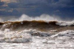 В курортных районах Турции на сегодня – штормовое предупреждение