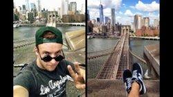 В Нью-Йорке попали под запрет селфи на мостах