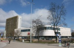 В октябре в Белостоке открывается новый торговый центр, рассчитанный на белорусов