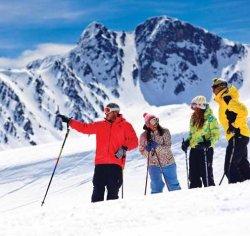 Зима не за горами: бронирование горнолыжного отдыха началось!