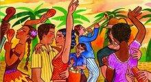 Компания «Магеллан» подводит итоги акции «Красота в Кубе» и устраивает гала-вечер в кубинском стиле