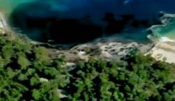 В Австралии из-за провала пляжа пострадал туристический кемпинг