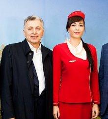 Минск с деловым визитом посетил президент компании Mouzenidis Travel Борис Музенидис
