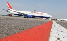 Три самолета «Трансаэро» застряли в Анталье
