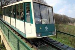 В Чехии закрыли канатную дорогу на Петршин