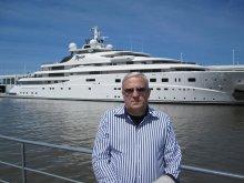 Поздравляем учредителя компании VIP TOURS Владимира Падалко с юбилеем!