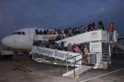 Авиакомпания отменила рейс из-за паука на борту