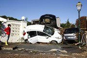 На Лазурном берегу Франции — разрушительное наводнение