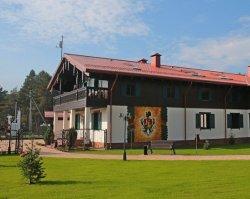 На территории заказника «Красный бор» появилась гостиница «Изубрица» и первый частный научно-практический центр по охотоведению