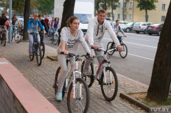24 октября в Могилеве стартует первый велотур выходного дня «Днепровская ривьера»