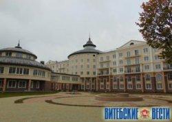 В Глубокском районе строится один из самых масштабных в Беларуси туристско-оздоровительный комплекс «Плисса» (ФОТО)