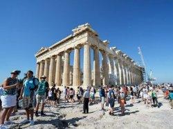 Греция поднимает стоимость посещения музеев и других достопримечательностей