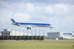 Estonian Air прекращает полеты из Таллинна в Москву