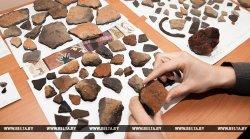 Археологический памятник начала нашей эры обнаружен в Бресте