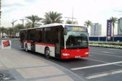 Автобусные остановки Дубая превратятся в точки доступа