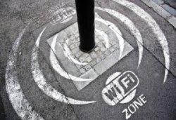 Wi-Fi в Великобритании начали раздавать тротуары