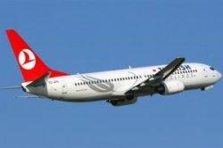 Turkish Airlines перевезла 46,5 млн пассажиров