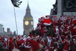 На Рождество в Лондоне ожидается небывалый мороз