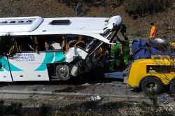 Трагедия: во Франции в туристском автобусе сгорели 42 экскурсанта