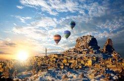 Турция осенью вместе с «Топ-Тур»: ломаем стереотипы