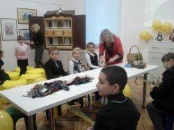 Интерактивные залы для детей открылись в Национальном историческом музее Беларуси