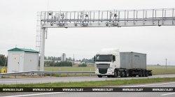 1 ноября в Беларуси появились новые участки платных автодорог