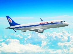 «Белавиа»  разъяснила: самолеты авиакомпании не летают над Синайским полуостровом