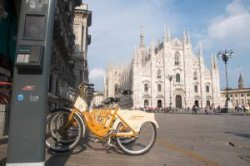 Прокат велосипедов в Милане продлевает часы работы