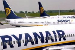 Ryanair открывает новые маршруты из Аликанте